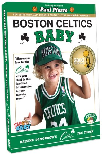 Team Baby: Boston Celtics Baby