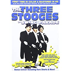 Three Stooges-Swing Parade