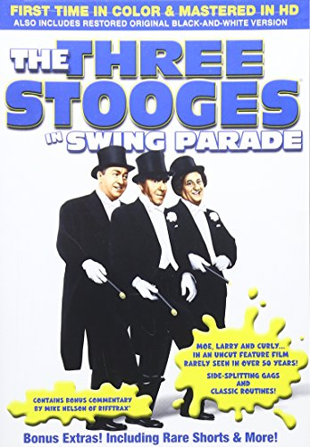 Three Stooges-Swing Parade