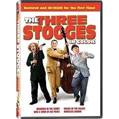 Three Stooges-Shorts