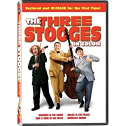 Three Stooges-Shorts