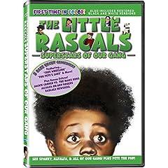 Little Rascals-Superstars of Our Gang
