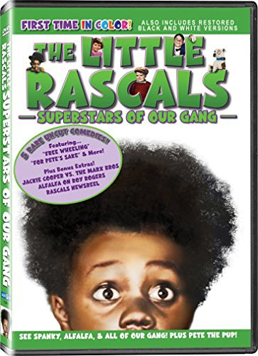 Little Rascals-Superstars of Our Gang