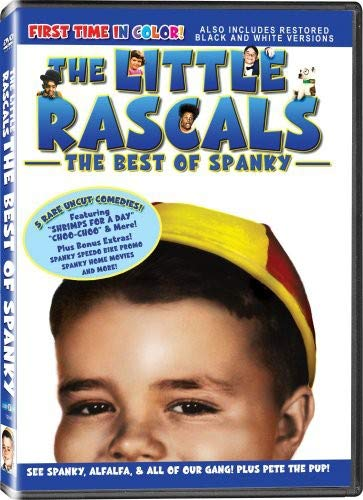 Little Rascals-Best of Spanky