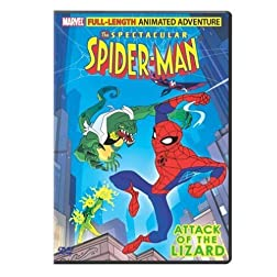 Spectacular Spider-Man: Attack of the Lizard