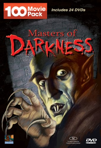 Masters of Darkness 100 Movie Pack