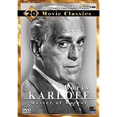Boris Karloff Collection 20 MoviePack