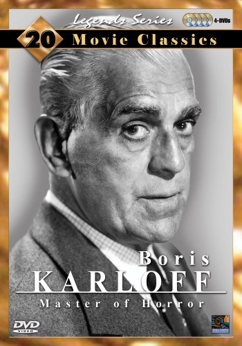 Boris Karloff Collection 20 MoviePack