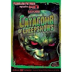 Catacomb of Creepshows 50 Movie Pack