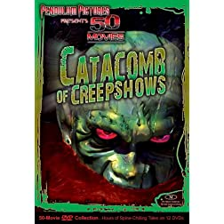 Catacomb of Creepshows 50 Movie Pack