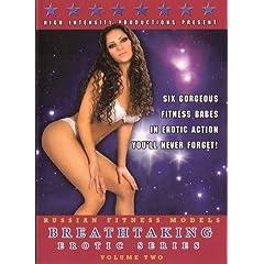 Russian Sexy Fitness Models: Breathtaking Erotic Series Vol. 2