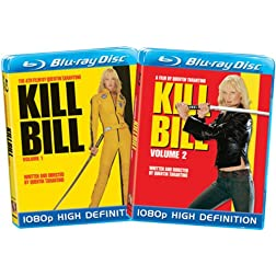 Kill Bill - Volumes 1 & 2 [Blu-ray] (Amazon.com Exclusive)