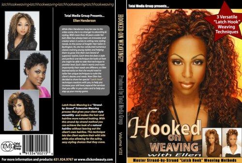 Hooked on Weaving Vol VIII