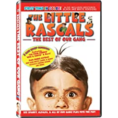 Little Rascals-Best of Our Gang