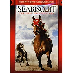 Seabiscuit - IN COLOR!