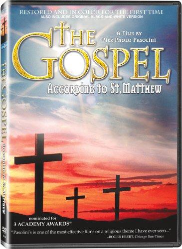 Gospel According St Matthew