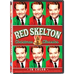 Red Skelton Christmas - In COLOR! Also Includes the Original Black-and-White Version which has been Beautifully Restored and Enhanced!