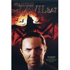 Devil Bat - In COLOR! Also Includes the Restored Black-and-White Version!