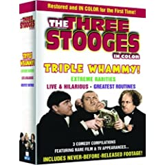 Three Stooges-Triple Whammy