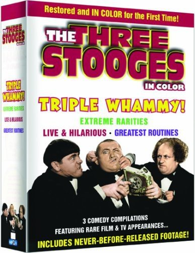 Three Stooges-Triple Whammy