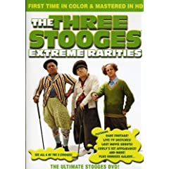 Three Stooges-Extreme Rarities