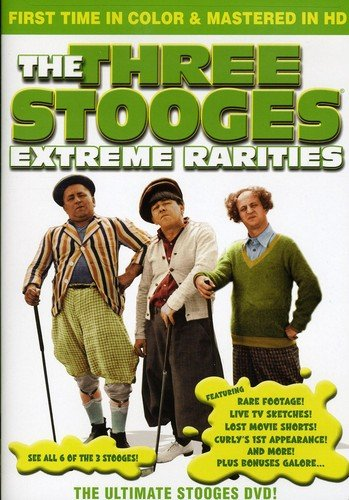 Three Stooges-Extreme Rarities