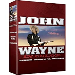 John Wayne 3pak 2