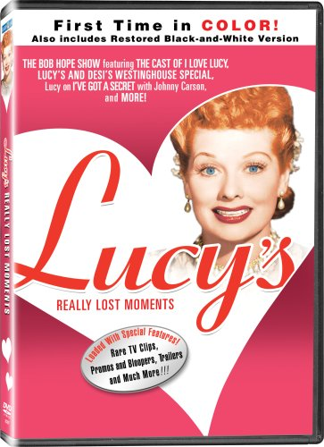 Lucy's Really Lost Moments - IN COLOR!