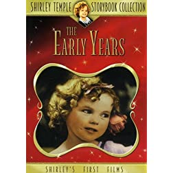 Shirley Temple Early Years Vol. 1 - In COLOR! Also Includes the Original Black-and-White Version which has been Beautifully Restored and Enhanced!
