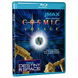Cosmic Voyage/Destiny in Space [Blu-ray]