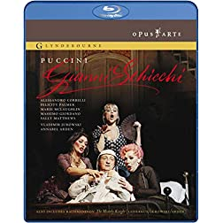 Gianni Schicchi [Blu-ray]