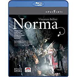 Norma (Netherlands Chamber Orchestra) [Blu-ray]