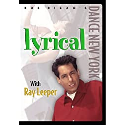 Bob Rizzo: Lyrical Jazz Dance with Ray Leeper
