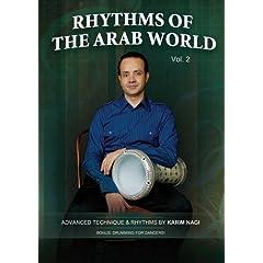 Rhythms of the Arab World, Vol. 2