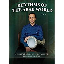 Rhythms of the Arab World, Vol. 2