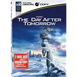 The Day After Tomorrow (+ Digital Copy)