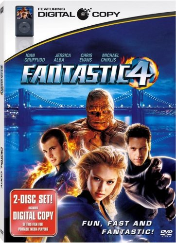 Fantastic Four (+ Digital Copy)