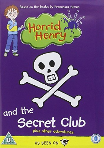 Horrid Henry & the Secret Club