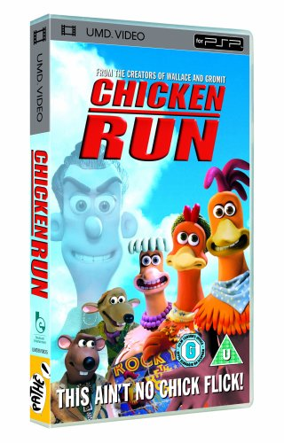 Chicken Run [UMD for PSP]