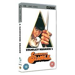 A Clockwork Orange [UMD for PSP]