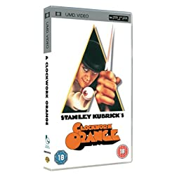 A Clockwork Orange [UMD for PSP]