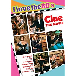 Clue 1989: I Love the 80's Edition