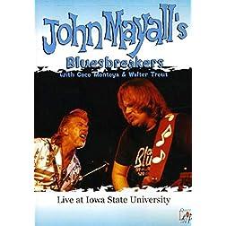 Live at Iowa State University