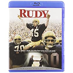 Rudy [Blu-ray]