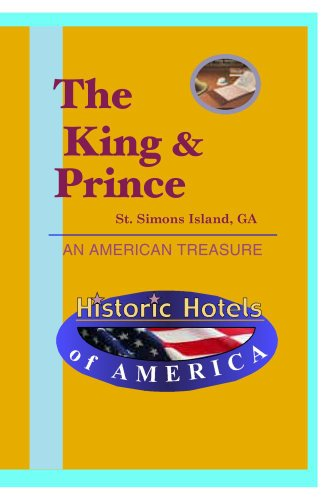 Historic Hotels of America: The King & Prince