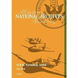 U.S.S. Forrestal, 1956