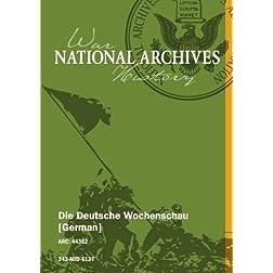 Die Deutsche Wochenschau [German]