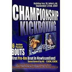 Championship Kickboxing