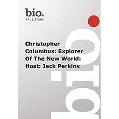 Biography -  Christopher Columbus: Explorer Of The New World: Host: Jack Perkins