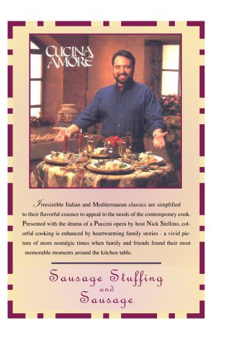Cucina Amore: Sausage Stuffing  & Sausage